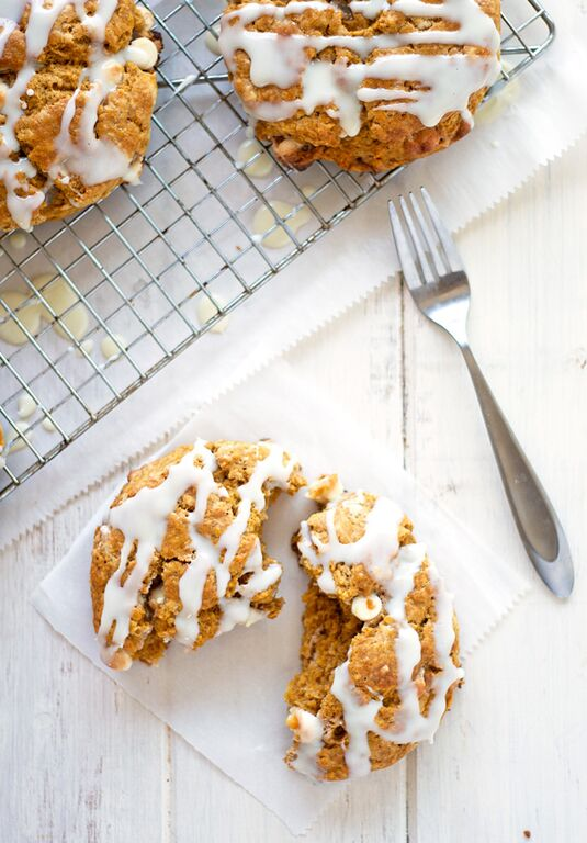 white-chocolate-pumpkin-scone