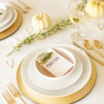 5 STYLISH THANKSGIVING IDEAS