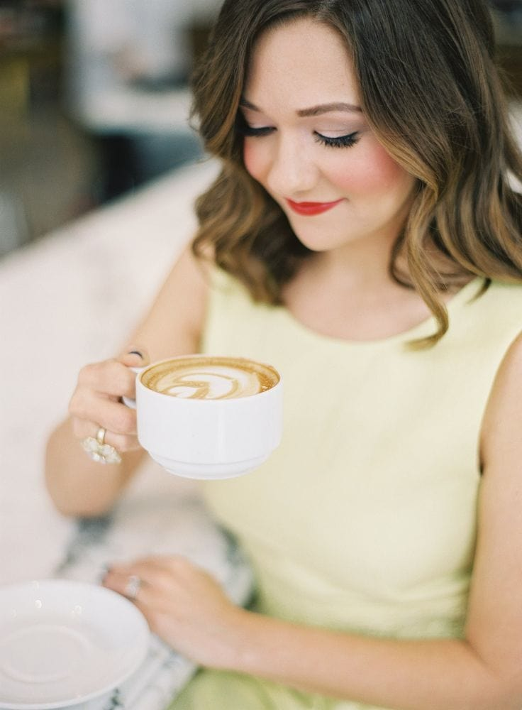 Smiling-With-Coffee