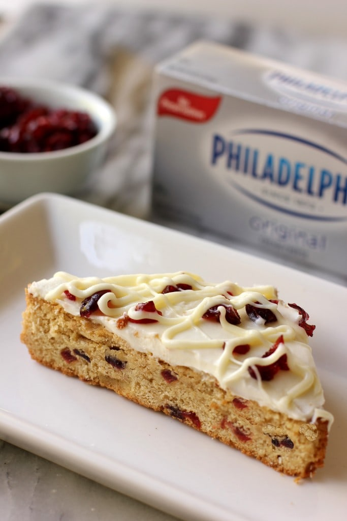 cranberry bars with cream cheese1