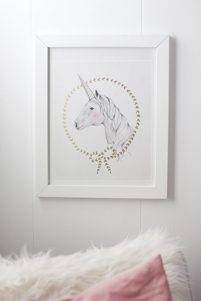 UNICORN-WALL-ART