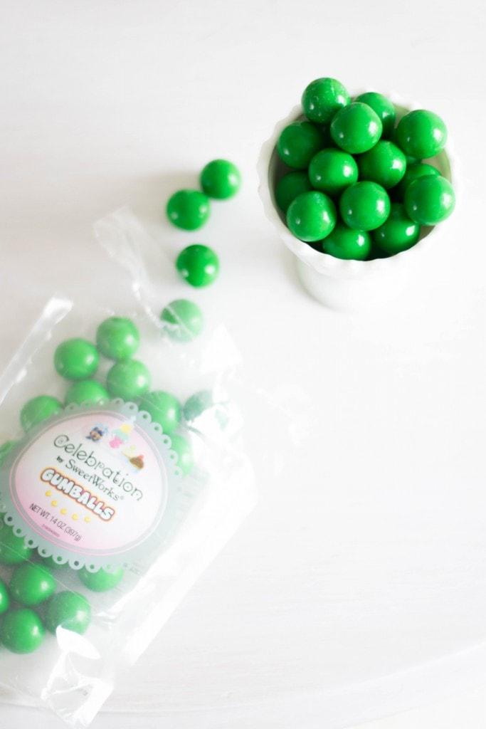 green-gum-balls