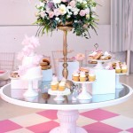 FANCY PUFS CELEBRATES THEIR FIRST BIRTHDAY WITH A CHIC PINK PARTY