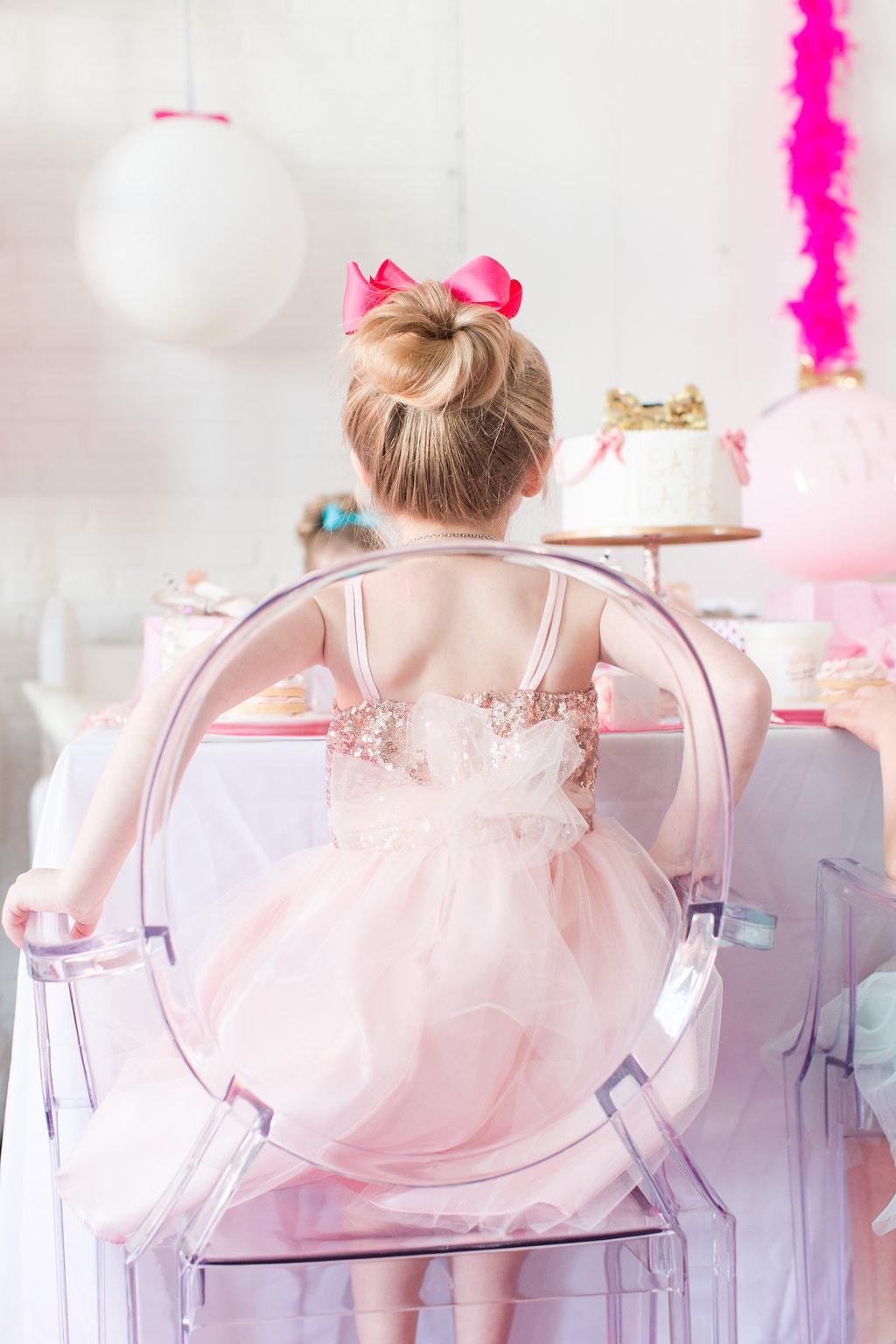 KIDS CAKE FOR BREAKFAST BIRTHDAY PARTY