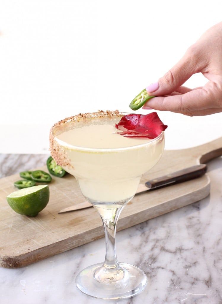 ROSA PICANTE MARGARITA RECIPE | Best Friends For Frosting
