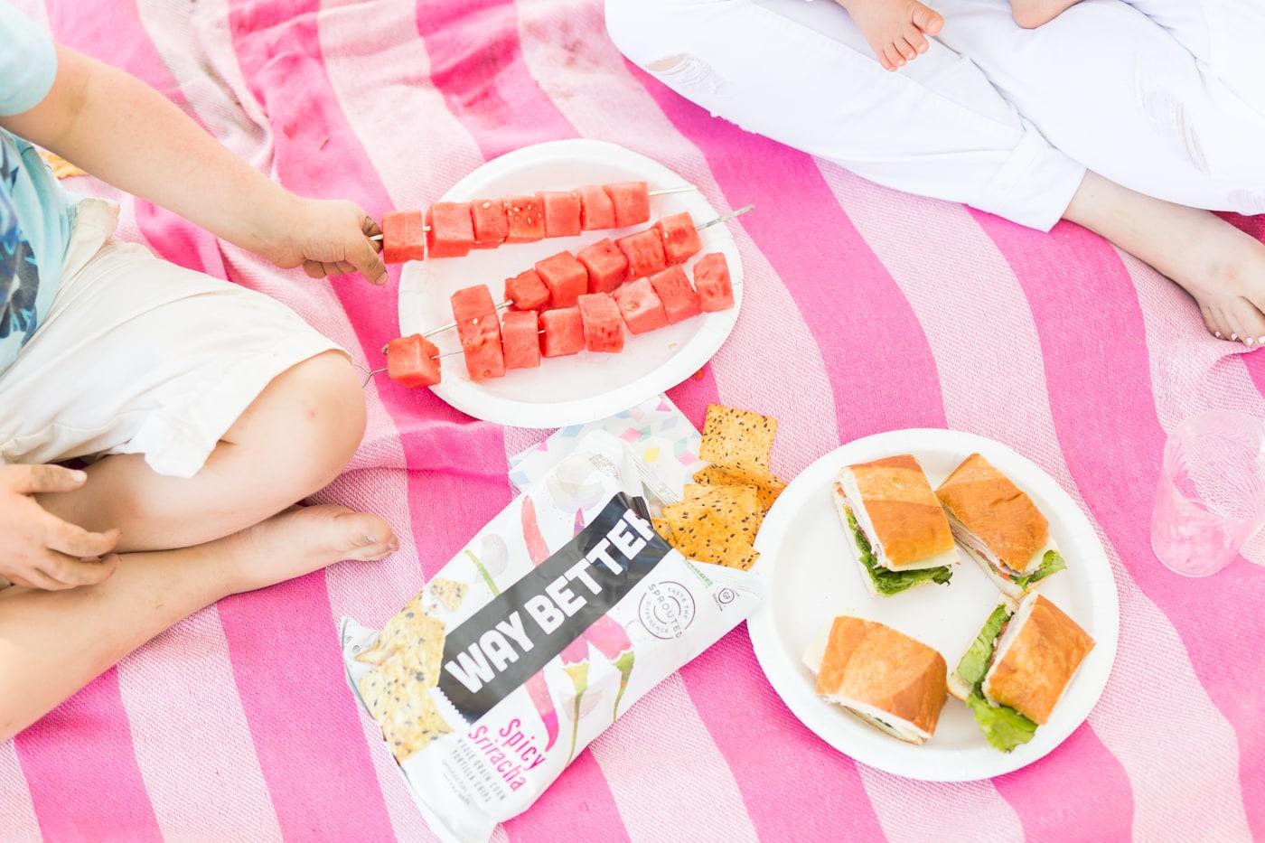 watermelon-skewers