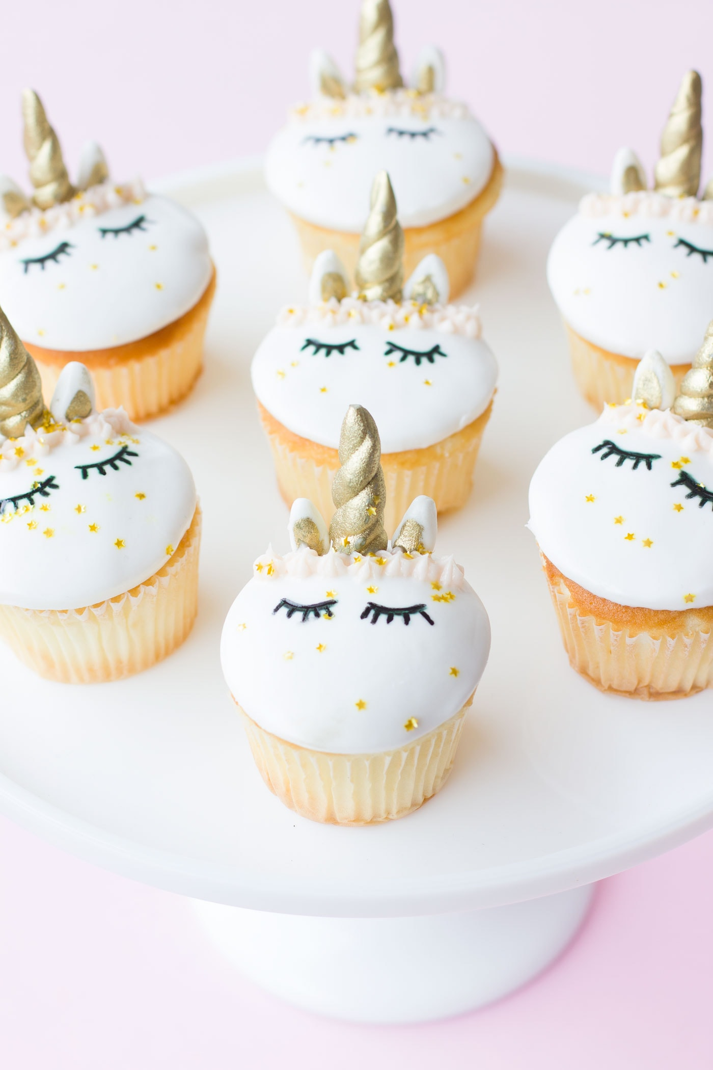 Unicorn Cupcakes Best Friends For Frosting