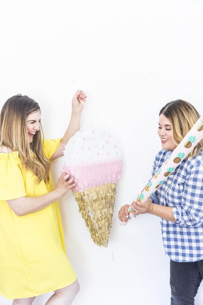 Ice Cream Piñata