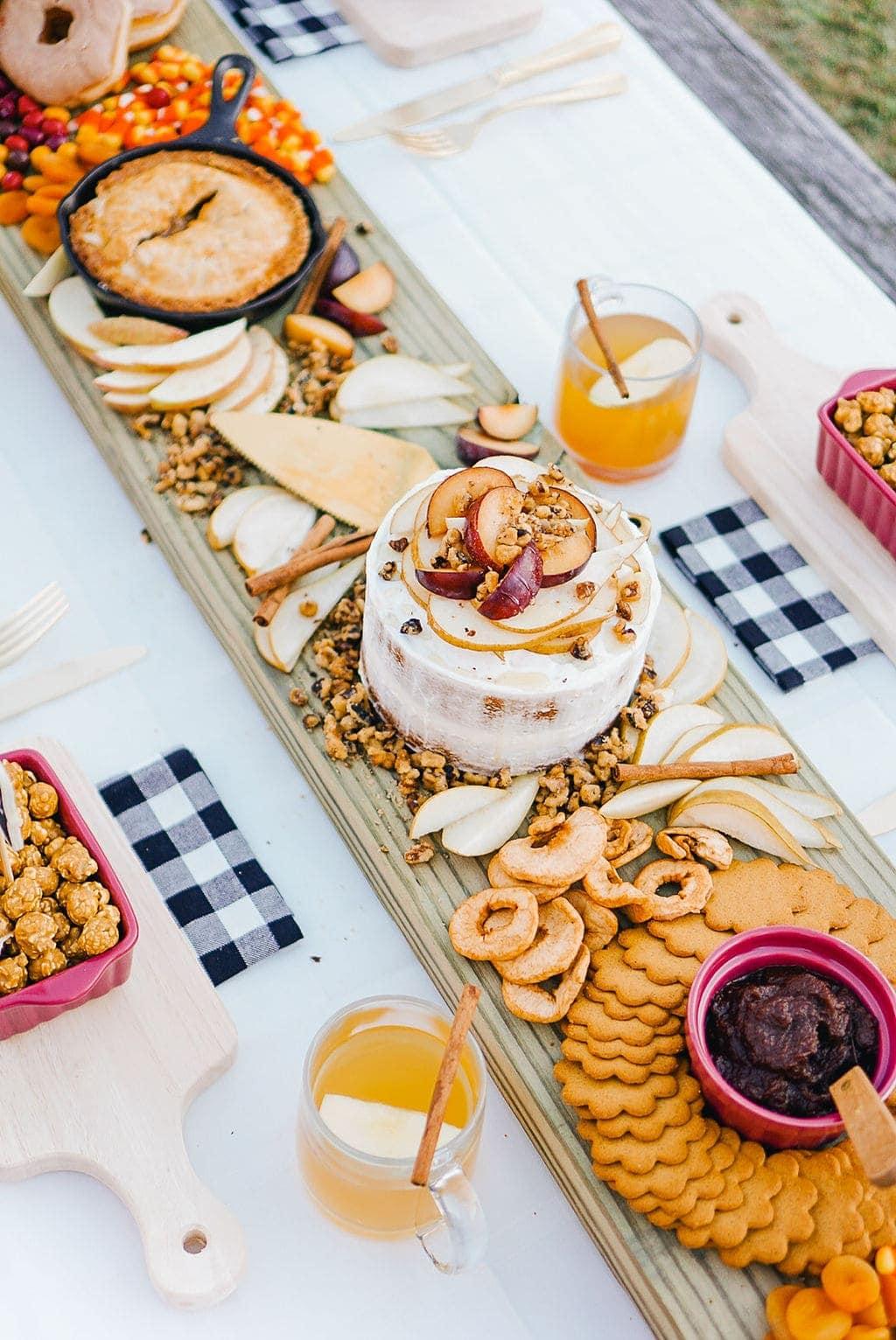Dessert Charcuterie Board Party