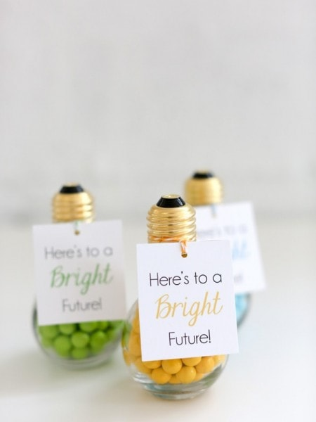 lightbulbs as gifts