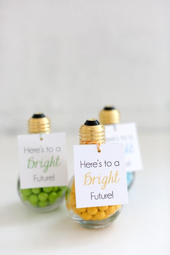 lightbulbs as gifts