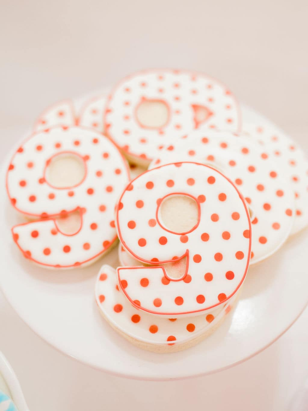 dots on cookies