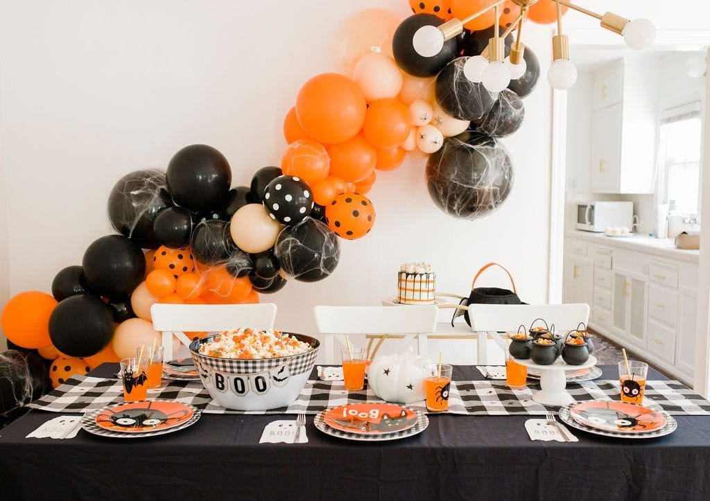 Halloween Party | Best Friends For Frosting
