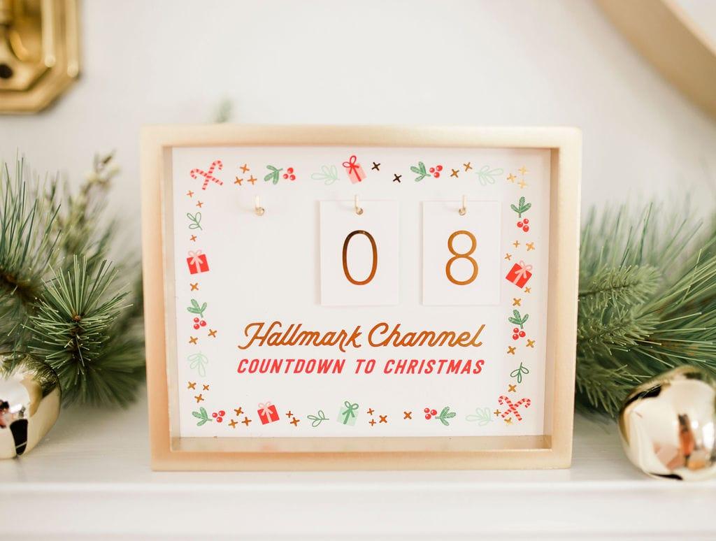 chrsitmas countdown