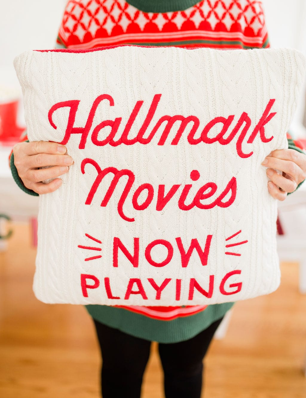hallmark movies pillow