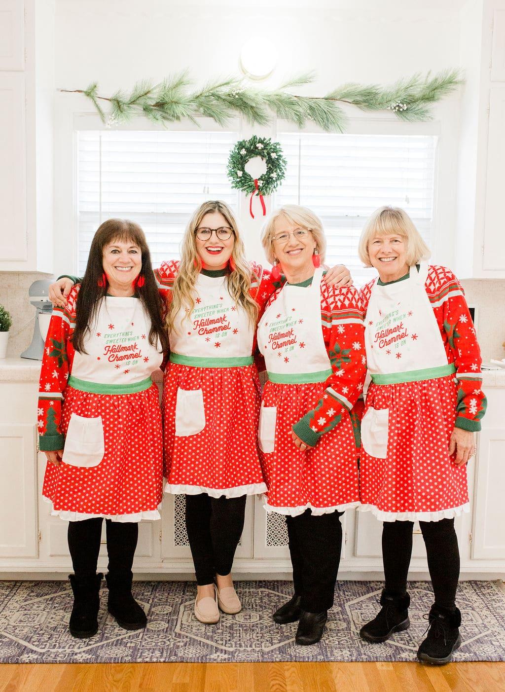 christmas cooking