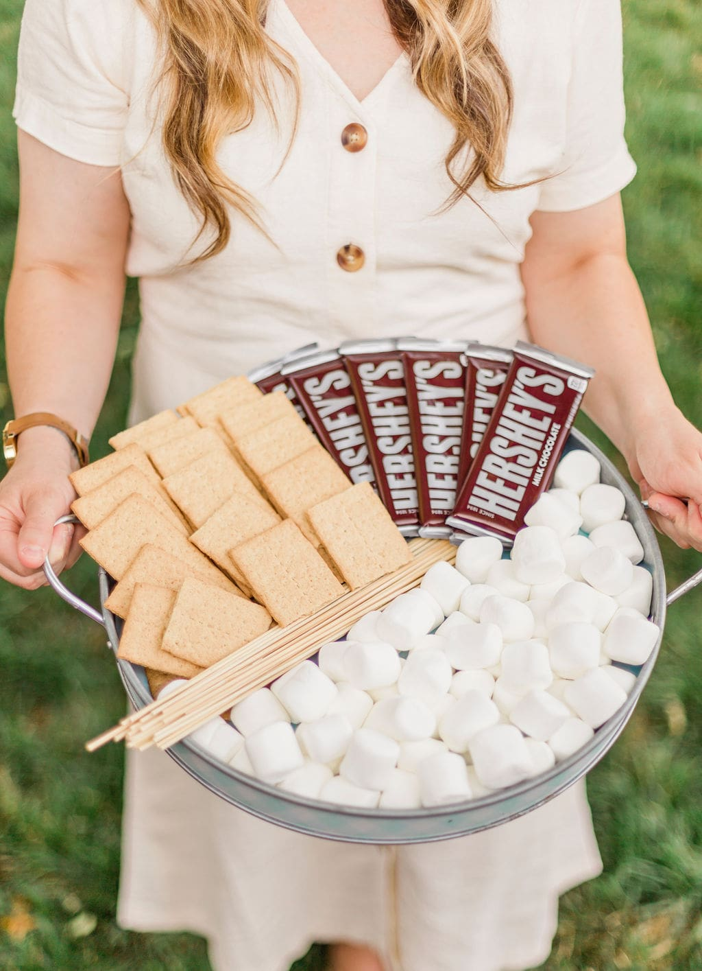 Summer S'mores Party