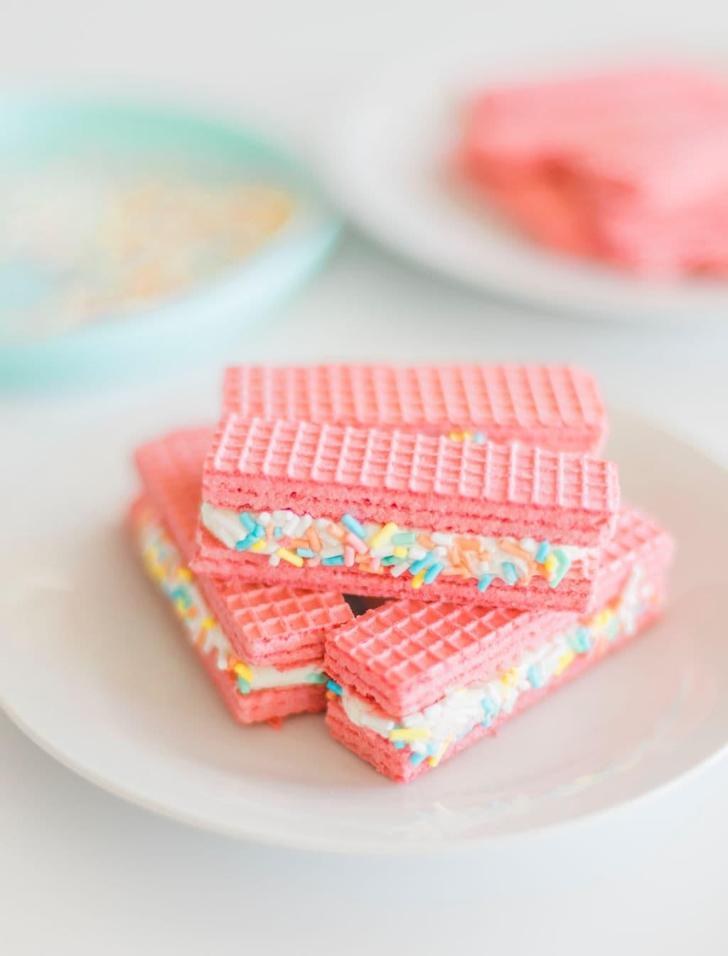 Easy Sprinkle Desserts