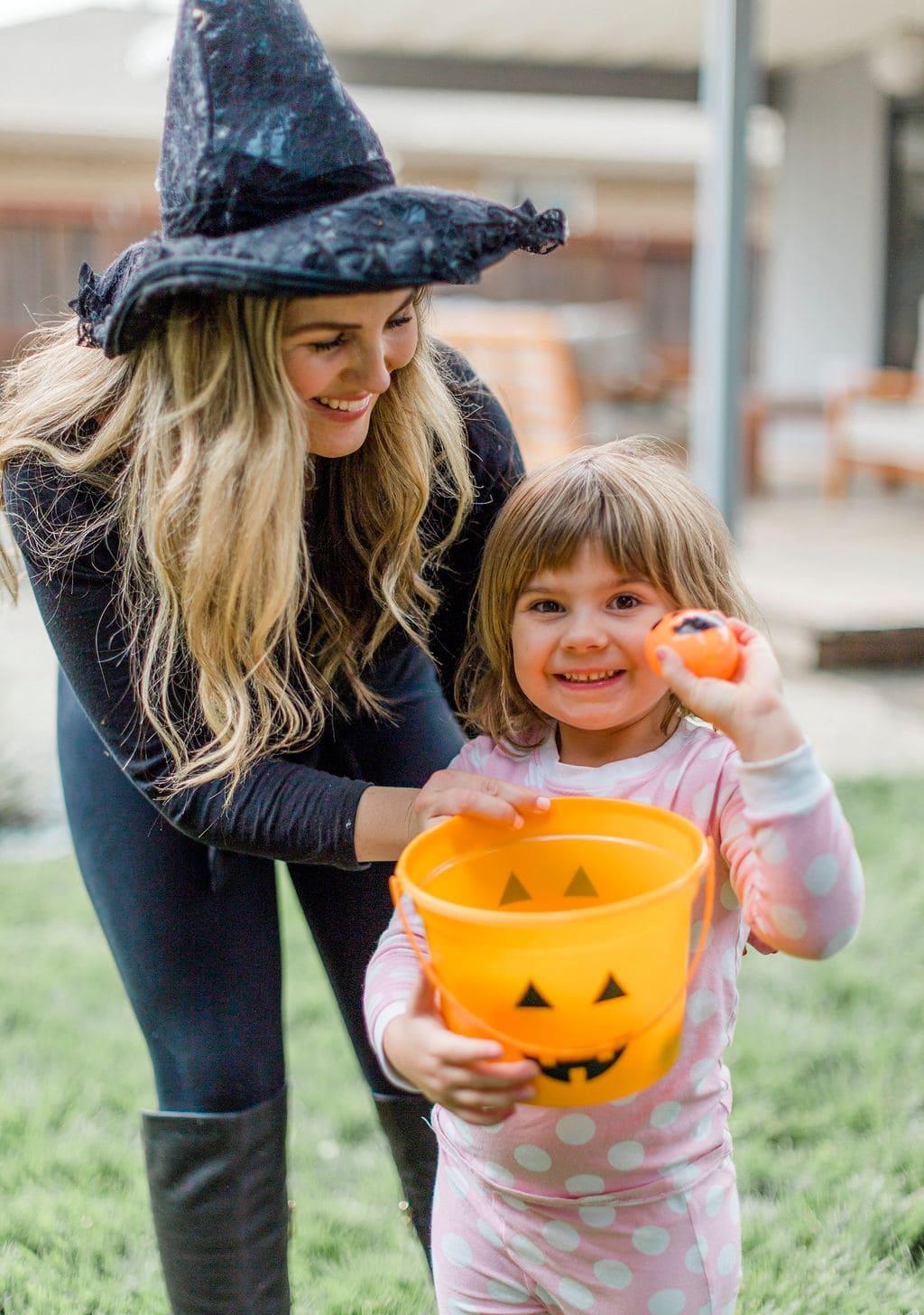 Halloween Scavenger Egg Hunt