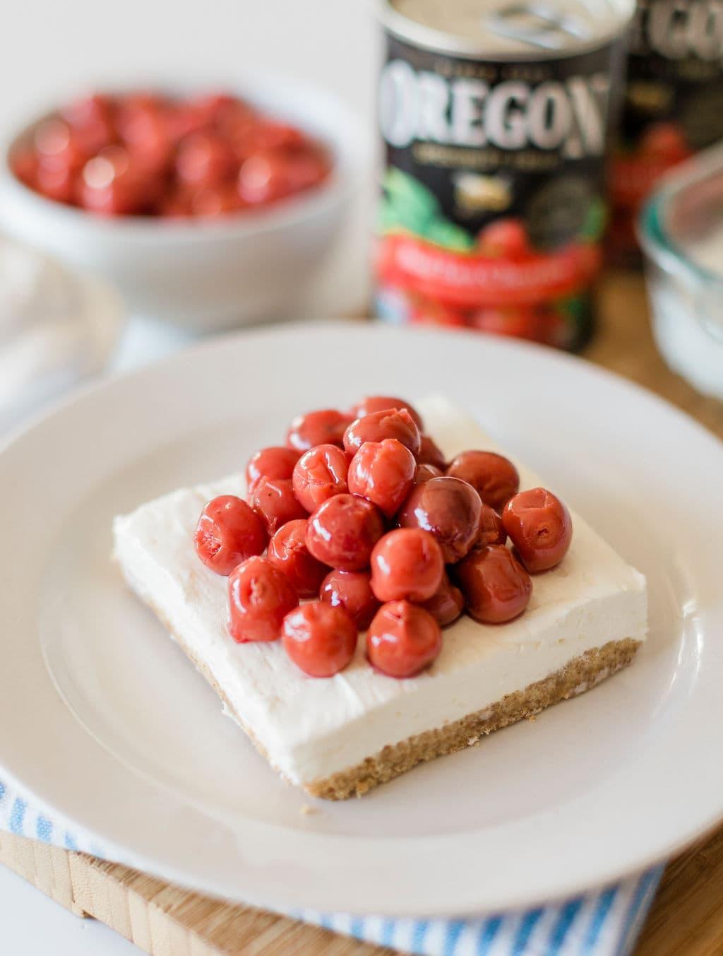 Red Tart Cherry Delight