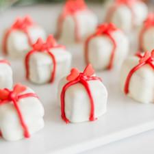 oreo cookie gift balls